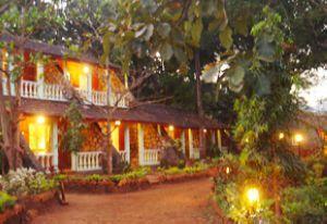 Bison River Resort Near Kali Dandeli