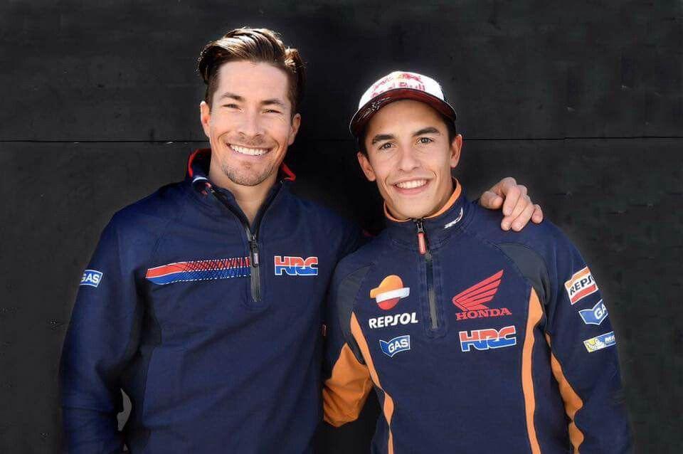 Nicky Hayden Marc Marquez Motogp 2016