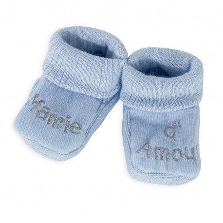 2af268e9483e1 Faites plaisir à mamie lors de sa visite en glissant cette paire de  chaussons chaude aux
