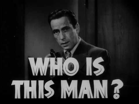 Video The Maltese Falcon 1941 Humphrey Bogart Mary Astor Peter Lorre Sidney Greenstreet Original Trailer 2 4 Humphrey Bogart Bogart Bogie And Bacall