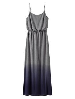Ombre cami maxi dress | Gap