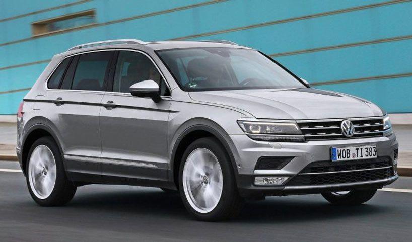 Volkswagen Opoziva Tiguan I Touran Zbog Vlage Volkswagen Touran Volkswagen Car Model