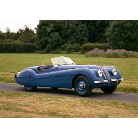 1948 Jaguar XK120 Roadster 2 Door 2 Seater 34 Litre Inline 6 Dohc