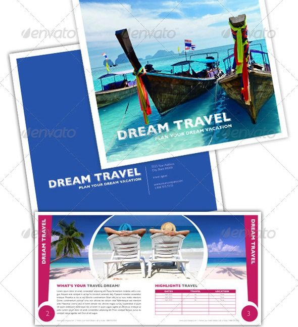 Brosur Tour dan Travel Brochure Pinterest Brochures and - travel brochure
