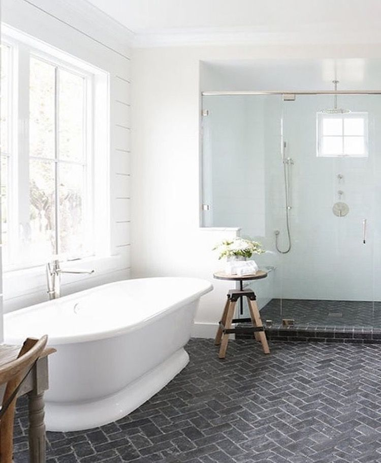 Pin By Ruff And Renew On Parker Reign Modern Country Bathrooms