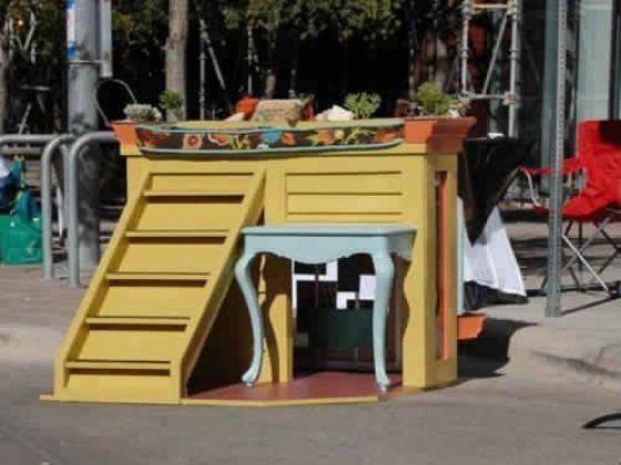 19 niches originales que vous allez absolument vouloir pour votre chien pinterest niche pour. Black Bedroom Furniture Sets. Home Design Ideas