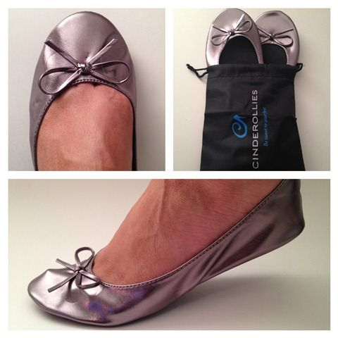 44d28a6c8cfc8 Wedding Ballet Flats Portable Foldable Rollable Fits perfect in your  purse clutch Each pair comes with a cute tote for carrying Cinderollies in  your purse ...