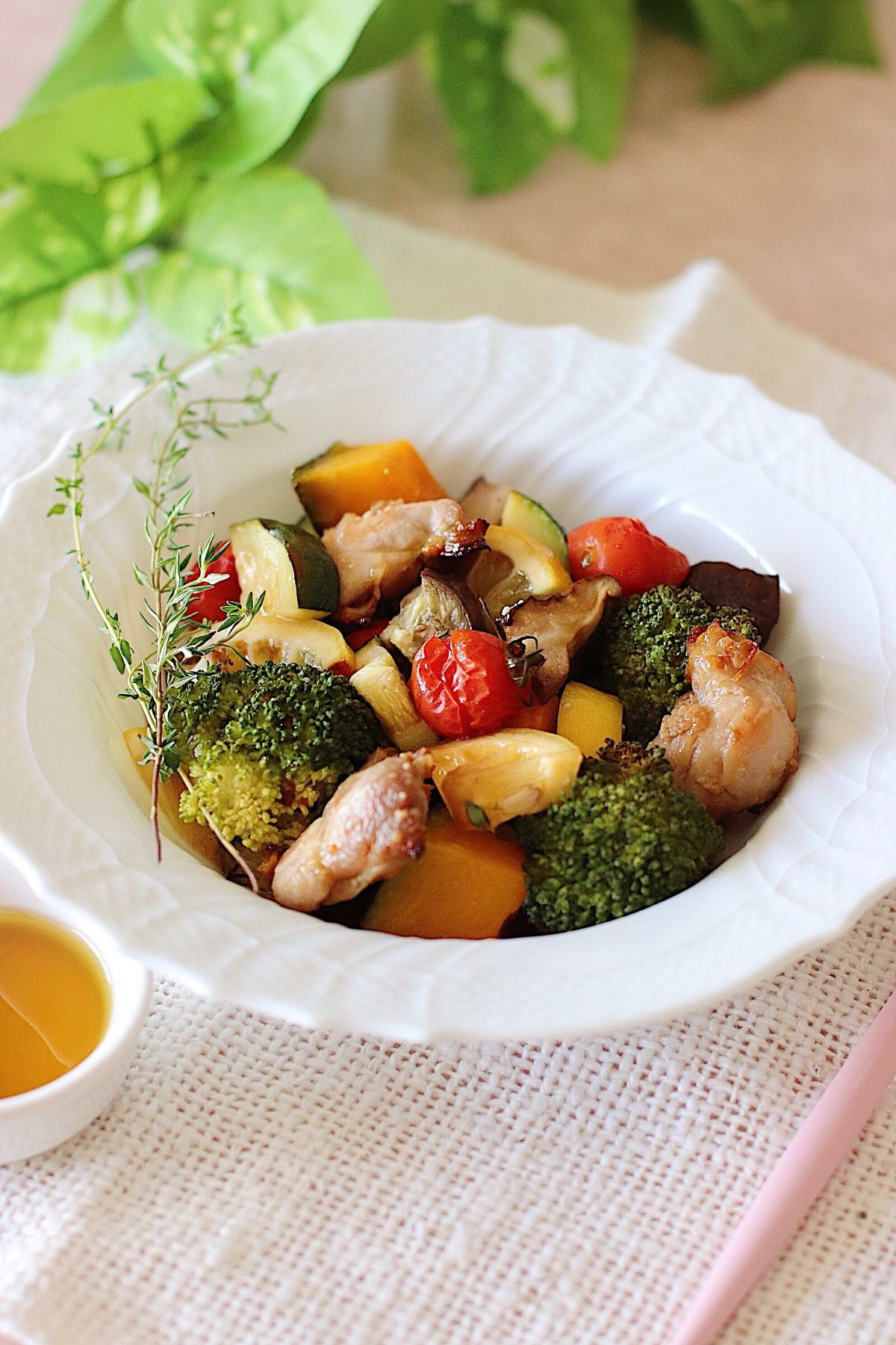野菜 グリル レシピ