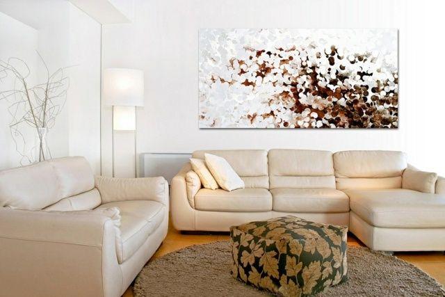 Wohnzimmer Modernes Gemalde Wanddeko Ideen Zukunftige Projekte