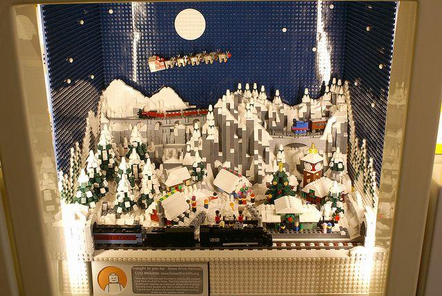 TBRR_LUG_Showcase_2013-12_25   December 2013, Lego and Legos
