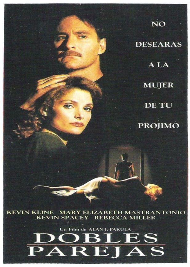 """Dobles parejas (1992) """"Consenting Adults"""" de Alan J. Pakula - tt0104006"""
