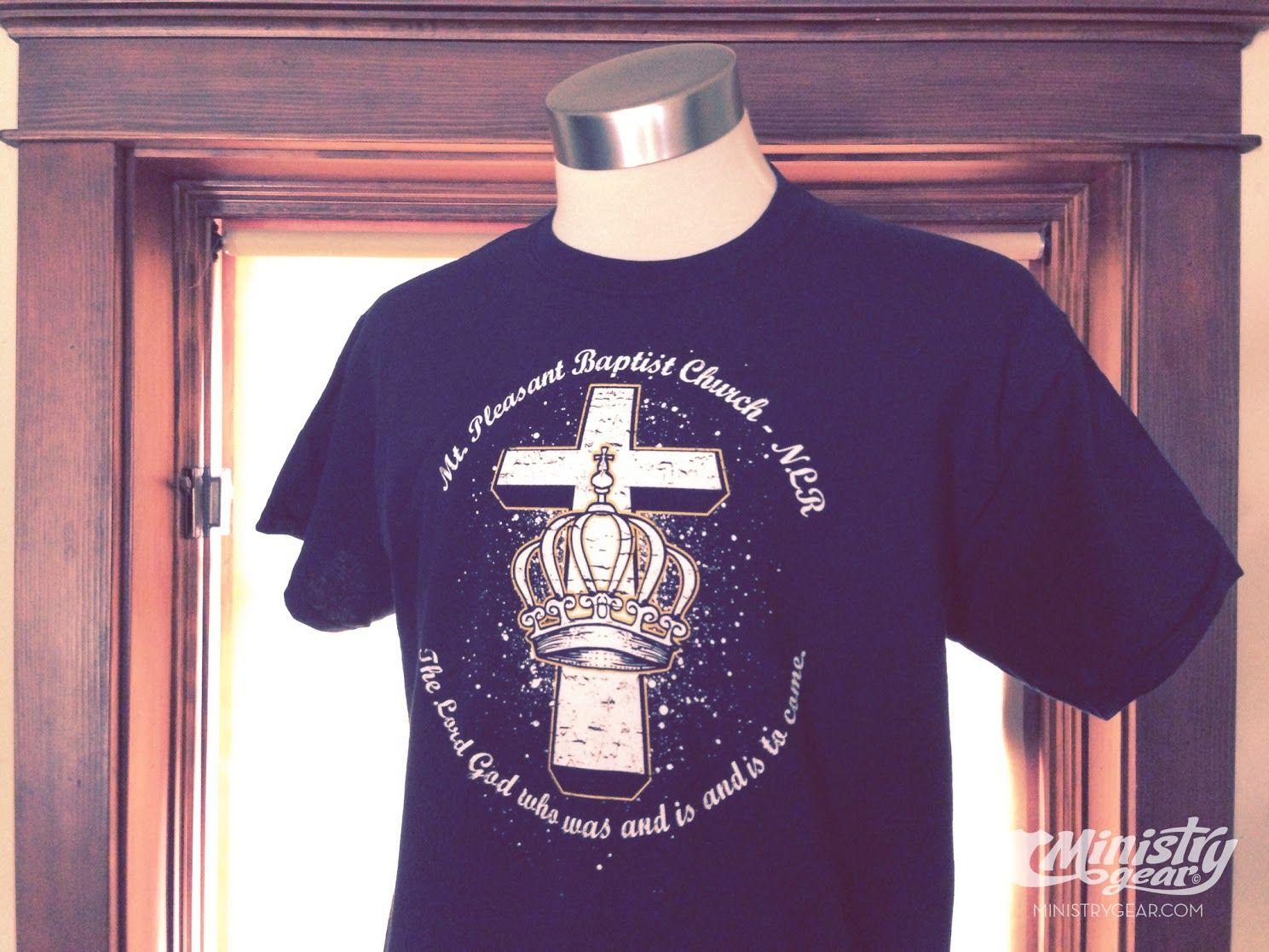 T shirt design youth - Mt Pleasant Baptist Church T Shirt Designs