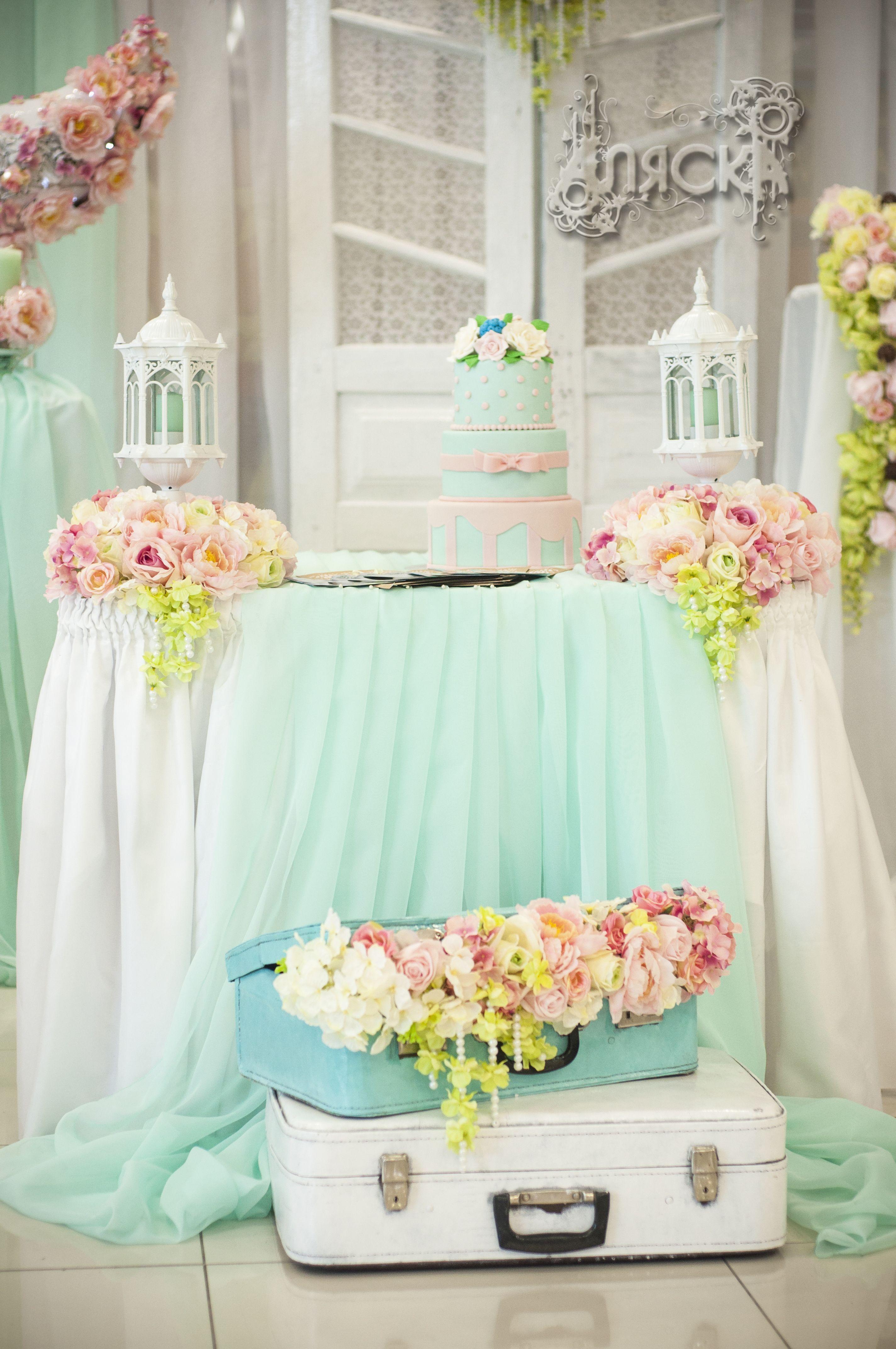 Тема свадьбы цветы