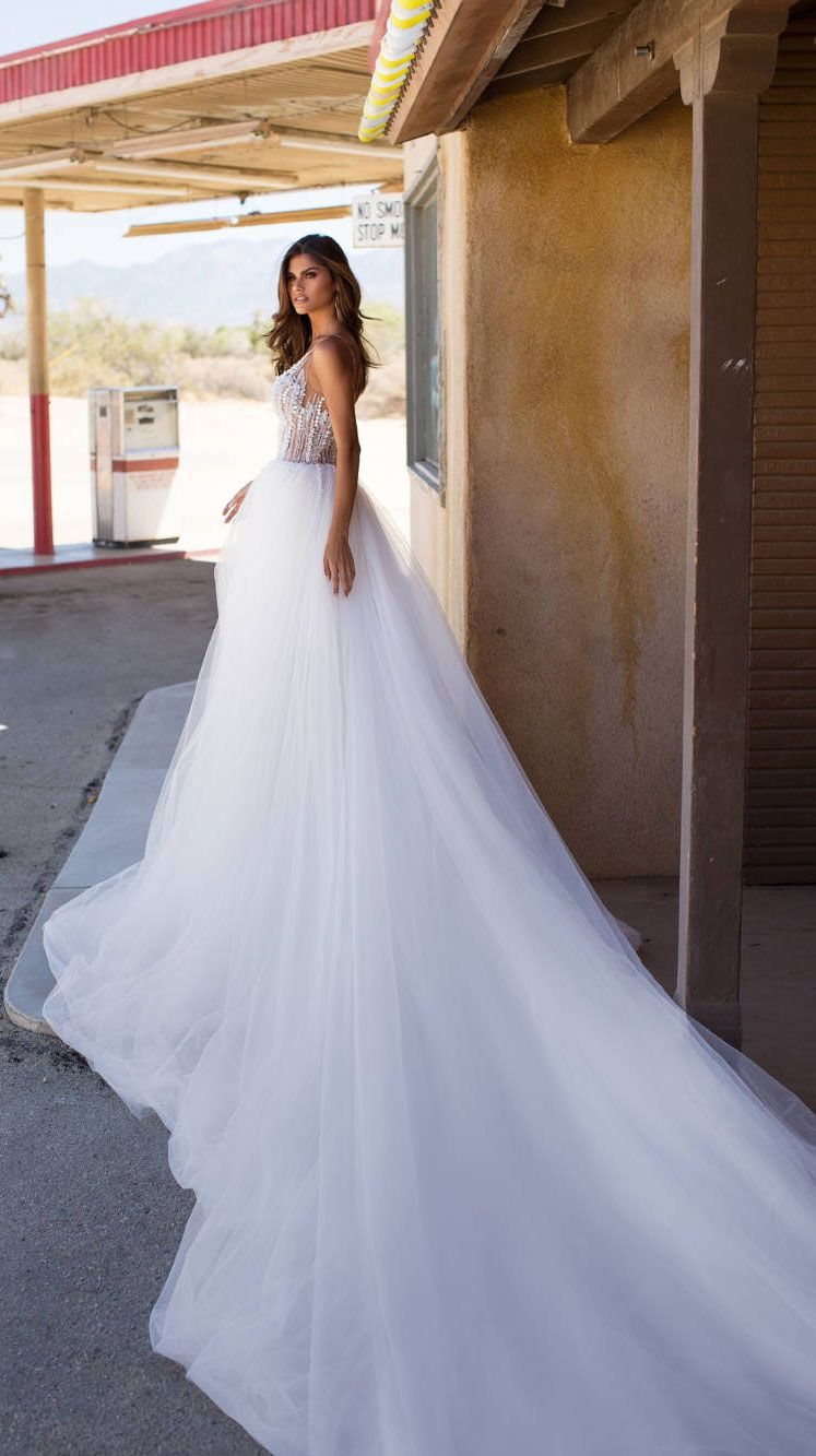 Milla Nova Wedding Dresses – California Dreaming Bridal Collection