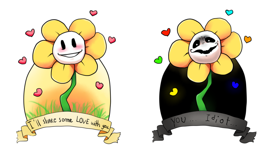 BrantSteele Hunger Games Simulator Flowey was Picking