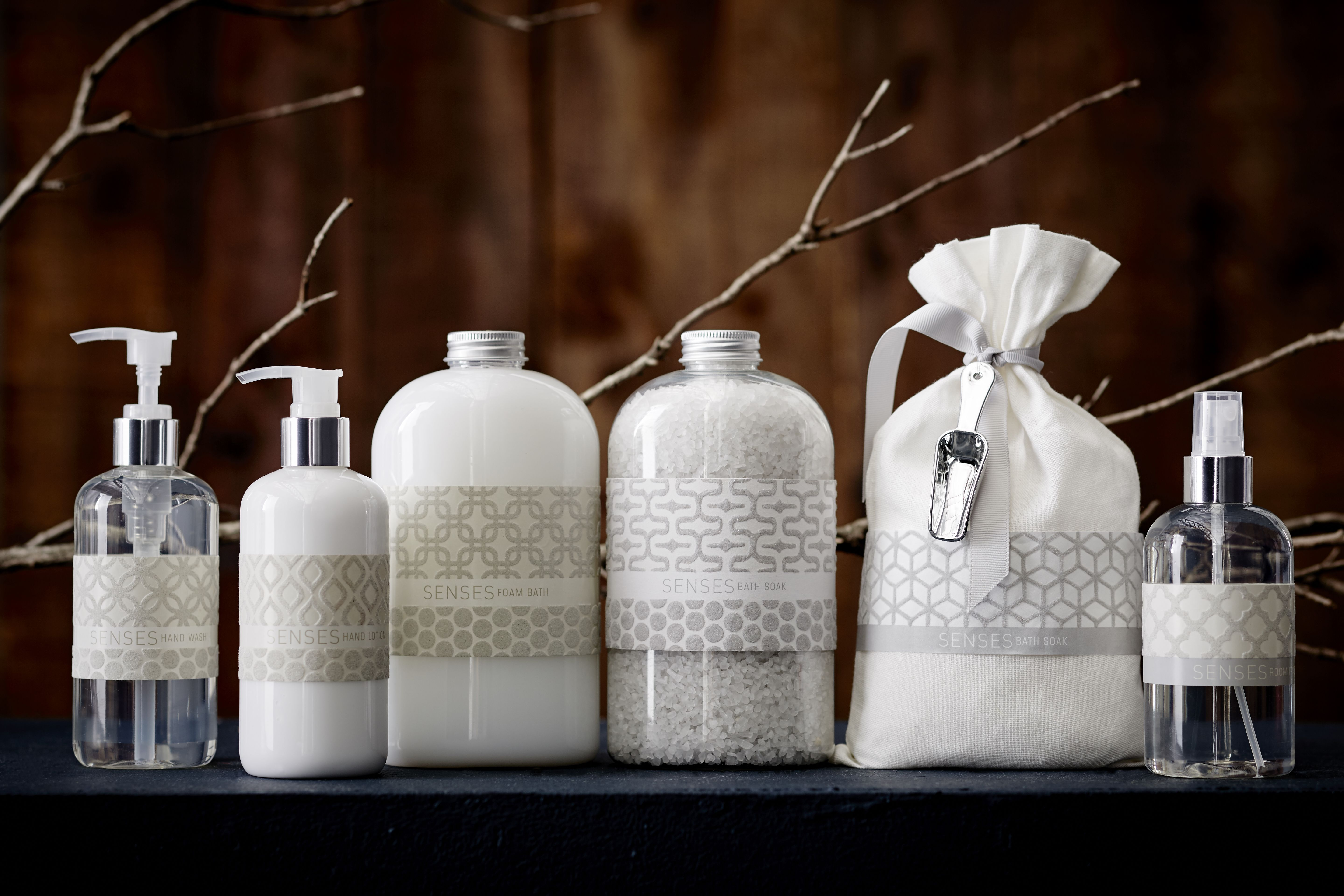 A hot bath with luxurious foam bath, salts and lotions will #AddWarmth to a cold weekend afternoon.