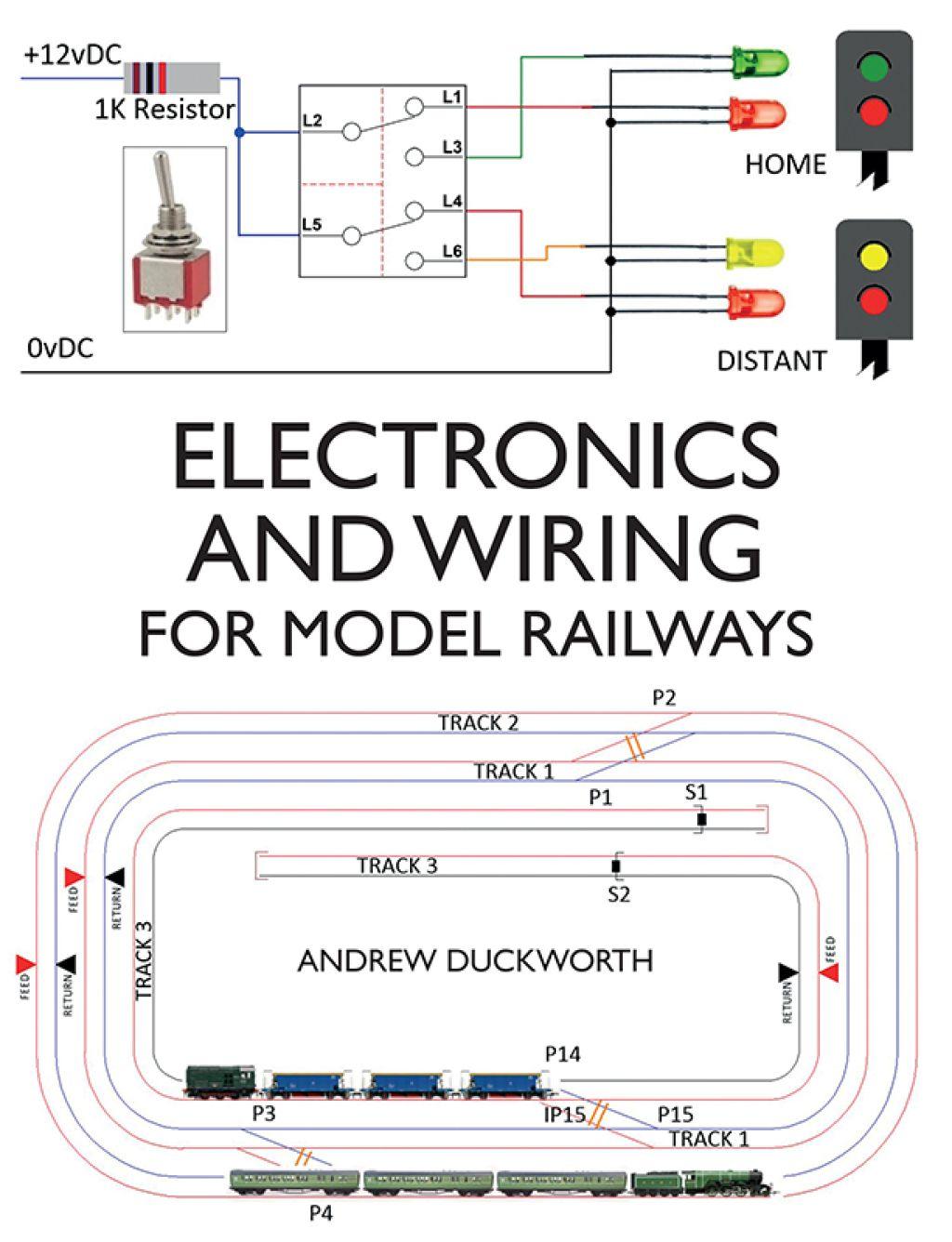 Electronics And Wiring For Model Railways 9781785006234 Modeltreinen Trein Oude Treinen