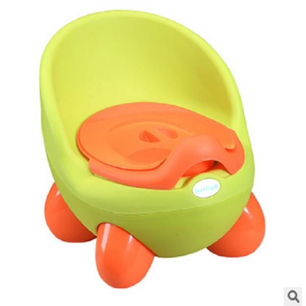 KIDS /& TODDLER /& BABY PLASTIC RED COLOUR POTTY CHAIR COMES WITH BLUE OR RED PICTURE