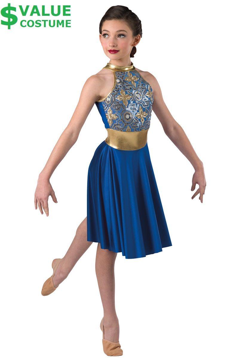 03bbbb665 Lyrical Detail | Dansco - Dance Costumes and Recital Wear | Dance ...