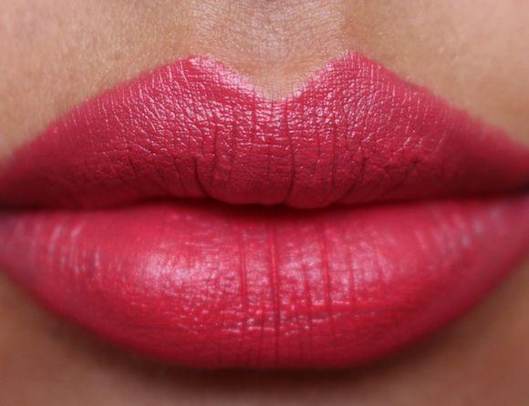 Lakme Enrich Lip Crayon 07 Shocking Pink Review Pink Lips