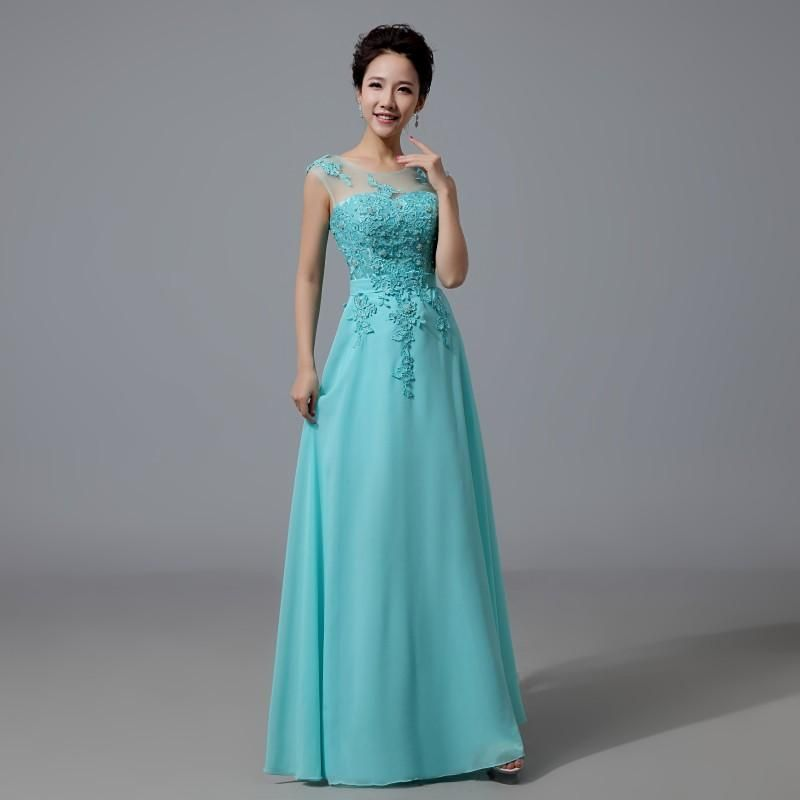 a5aedcc84c Light Aqua Bridesmaid Dresses Promotion-Shop for Promotional Light ...