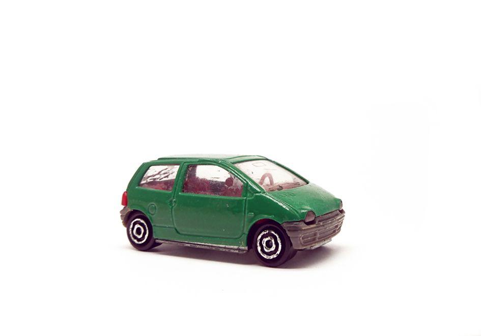 Majorette Renault Twingo Miniature Cars Matchbox Cars Toy Car