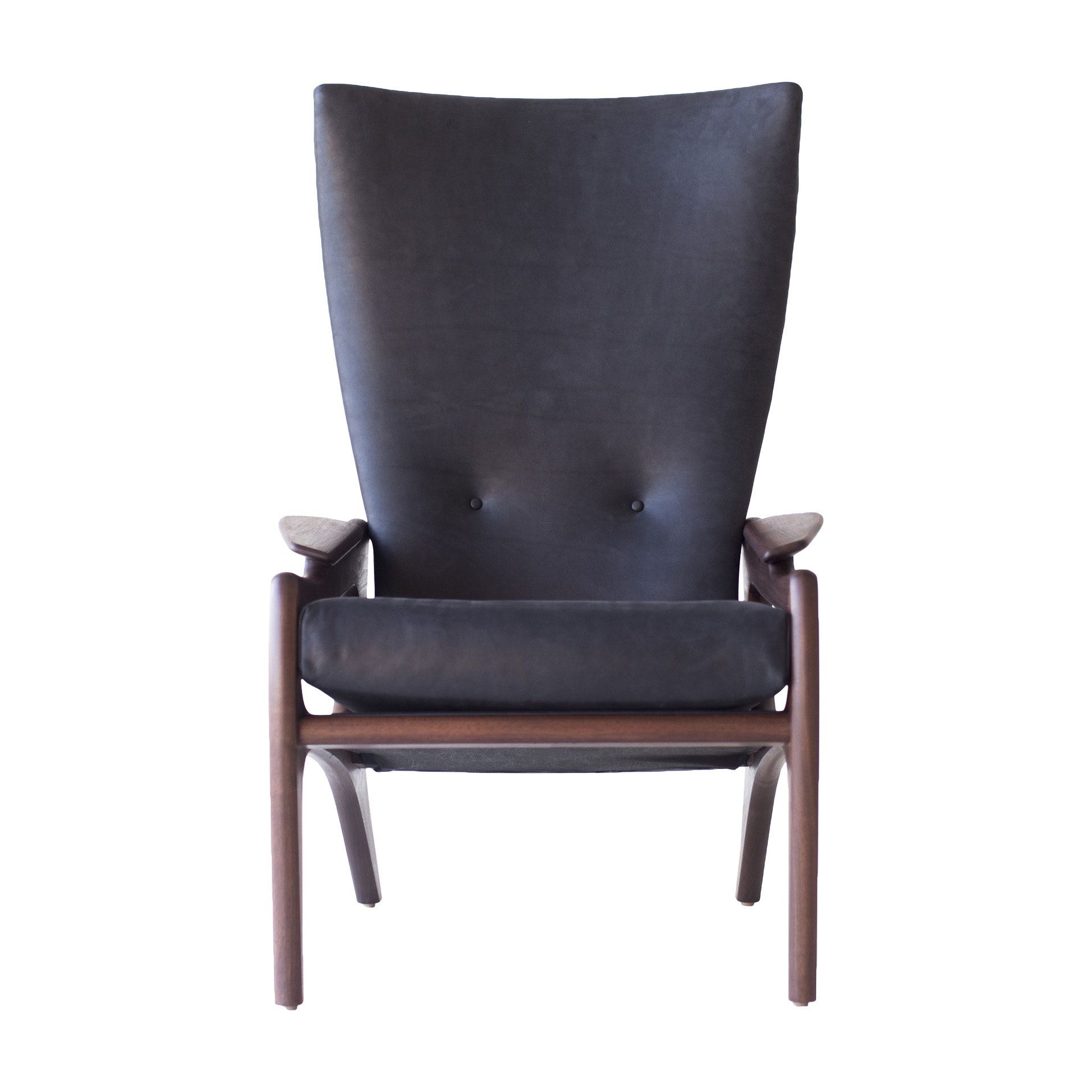 Buy modern high back chairs 1604 craft associates by craft associates furniture made to order designer furniture from dering halls collection of