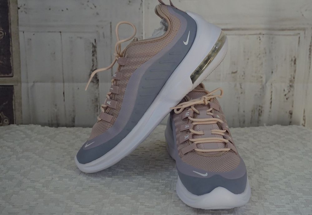 f7cb7b42c4 NIKE AIR MAX AXIS AA2168 600 Pink Gray Womens Sneaker Shoes Sz. 8.5 1/2 NEW  #Nike #LifeStyleShoes | Ebay Store Savvy$avingS in 2019 | Pinterest |  Sneakers, ...