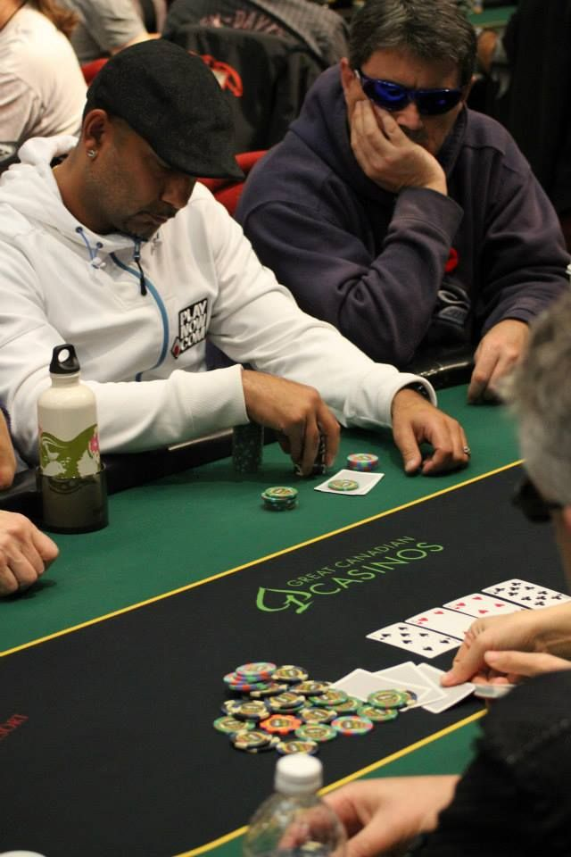 River Rock Poker