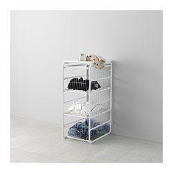 Schoenenrekken & Wandplanken hal - IKEA