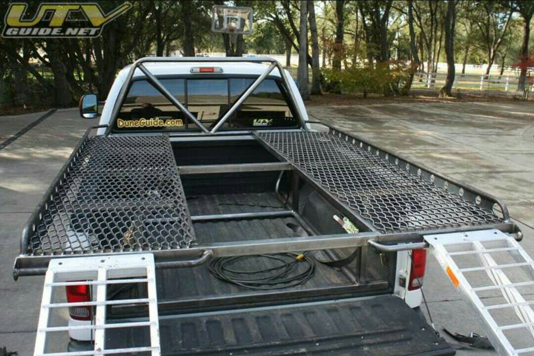 Bed Rail Utv Rack Truck Flatbeds Truck Bed Truck Bumpers