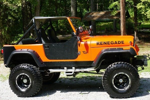 1983 Jeep Cj7 V8 383 Stroker Motor 500 Hp Lifted Restored Must