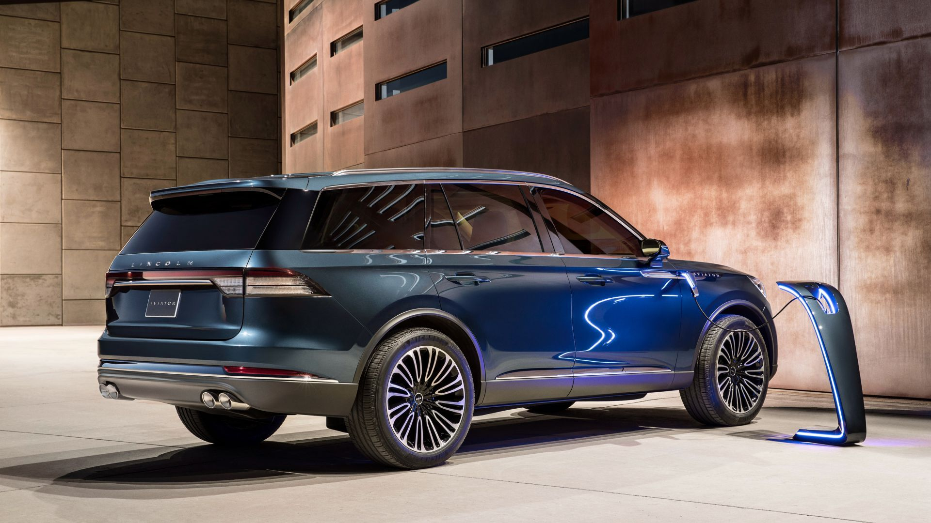 Lincoln Aviator Suv 2019 Cars Electric Car 4k Horizontal