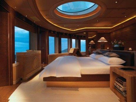 inside luxury rvs inside rv pegaso - Inside Luxury Bedrooms