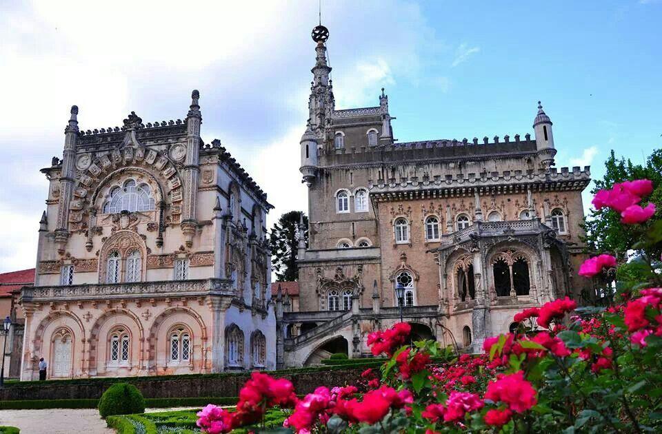 Palácio do Bucaco.Portugal
