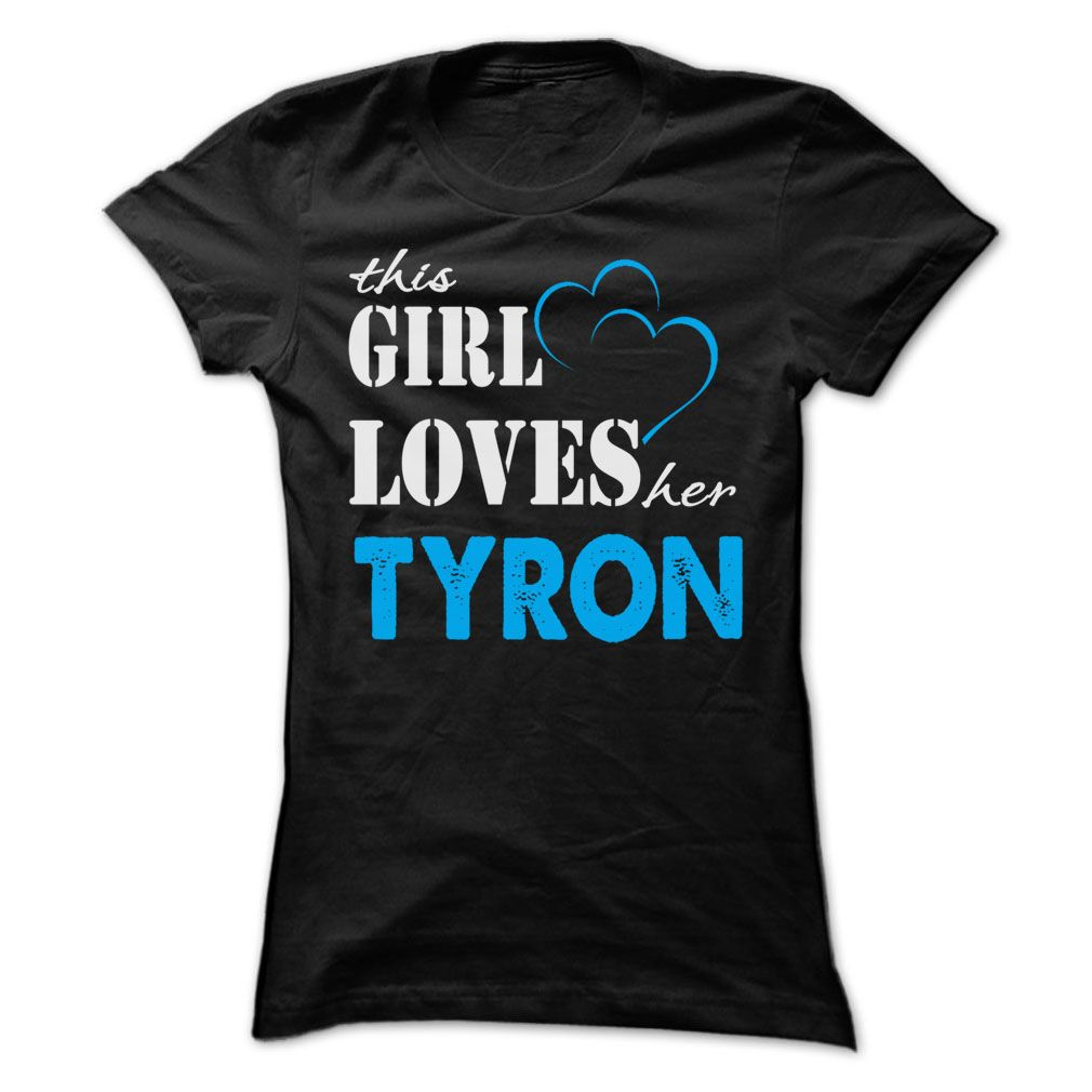 [Best tshirt name meaning] This Girl Love Her Tyron  Funny Name Shirt  Coupon 5%  This Girl Love Her Tyron  Funny Name Shirt !!! If you are Tyron or loves one. Then this shirt is for you. Cheers !!!  Tshirt Guys Lady Hodie  SHARE and Get Discount Today Order now before we SELL OUT  Camping 0399 cool name shirt a doctor thing you wouldnt understand tshirt hoodie hoodies year name birthday a writer have text appeal funny gift for any writing fan letters lover by night supert mom day this girl…