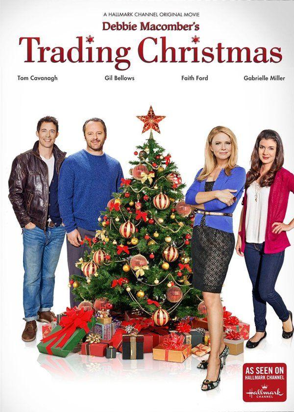 Trading Christmas ~ I love this movie!!!   Hallmark Movies in 2018 ...