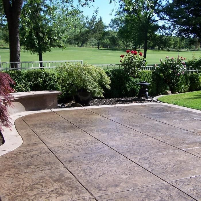 2008190 Dlargesquare Jpg 700 700 Concrete Patio Cost Stamped Concrete Patio Cost Concrete Patio
