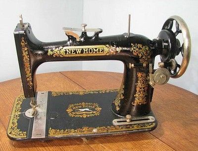 Picture Of New Home Treadle Sewing Machine Models Levents Custom New Home Sewing Machine Models