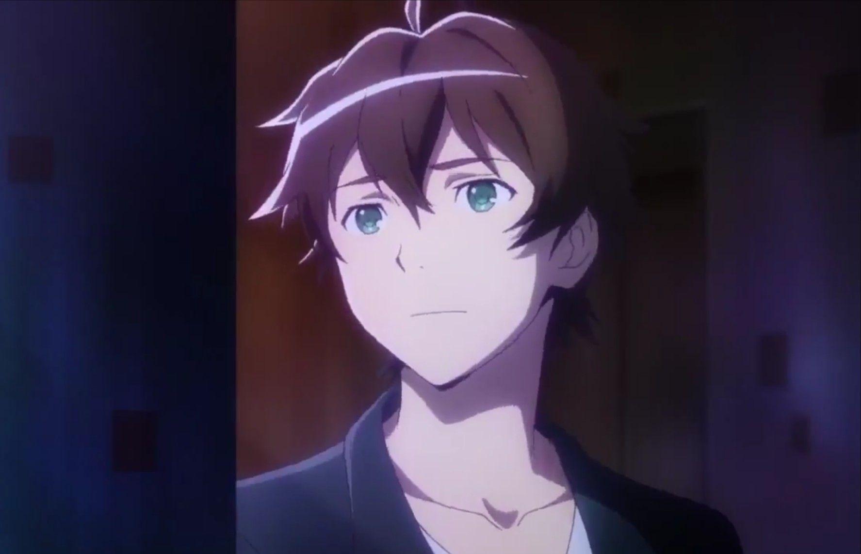 Plastic Memories In 2020 Plastic Memories Cute Anime Boy Anime