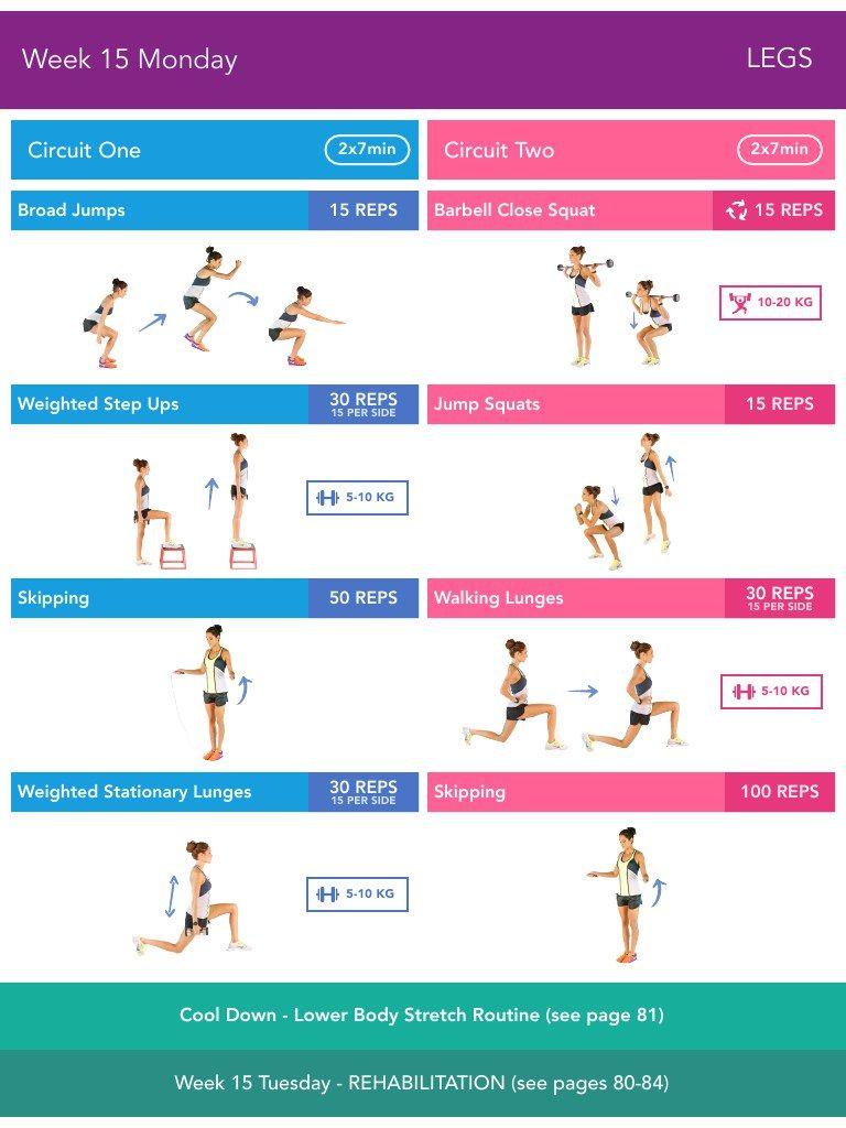 WorkoutBikini Bbg2 Itsines Kayla Aperçu Du Fichier pdfGym N8n0wOPkX