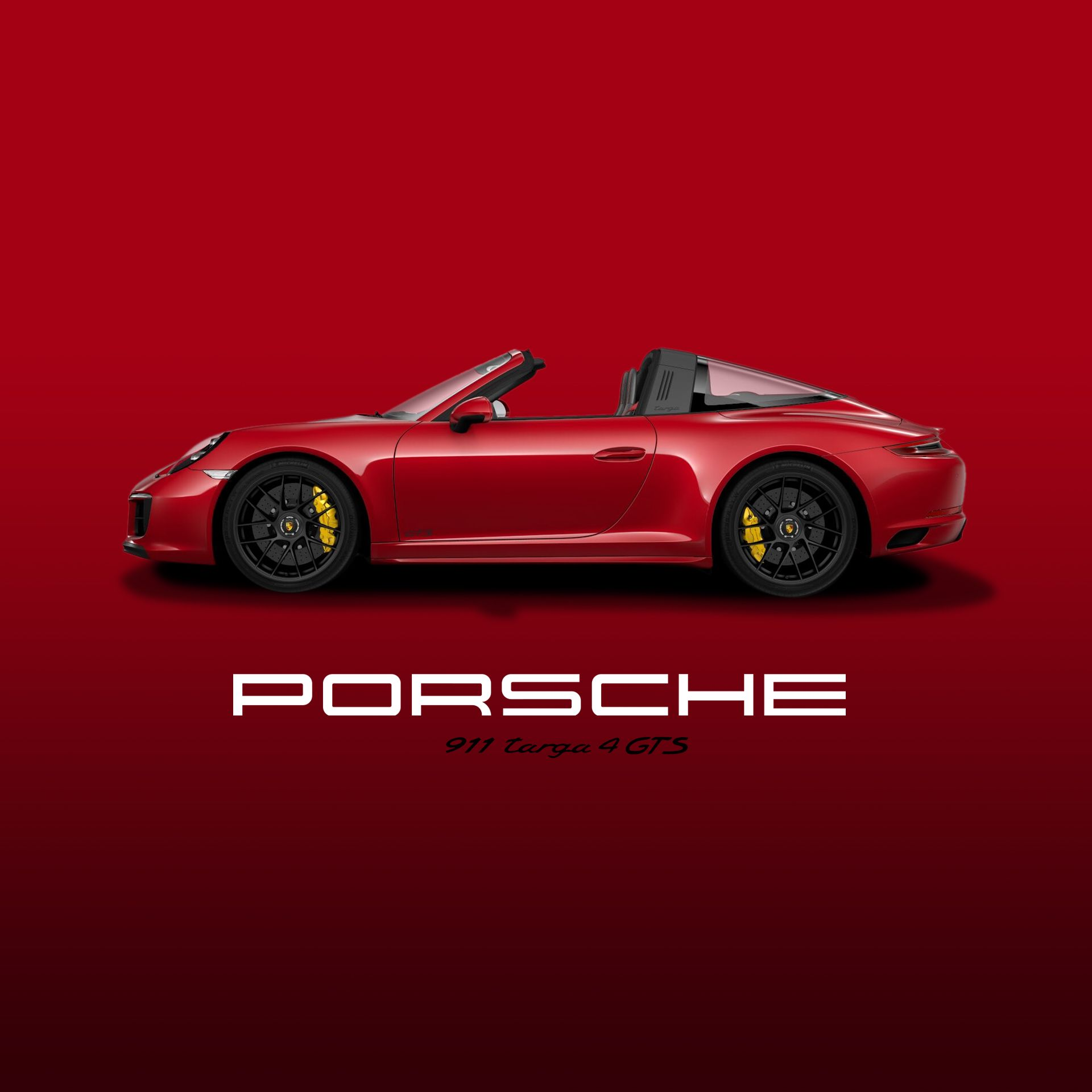 Porsche 911 Targa 4 Gts Carmine Red Turbo S Wheels Alcantara Package Gts Carmine Red Ceramic Composite Bra Car Wheels Rims Porsche 911 Targa Car Wheels Diy