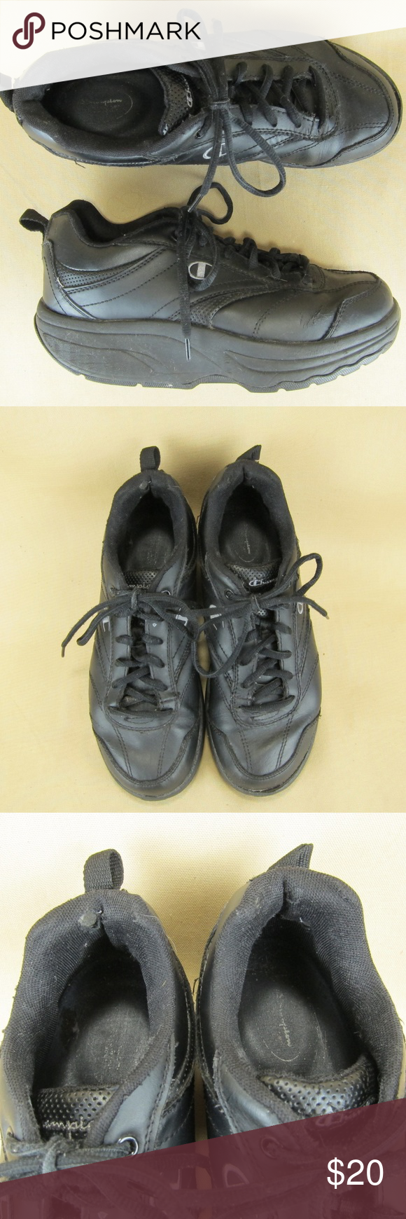 Champion Safe Step Slip Resistant Work