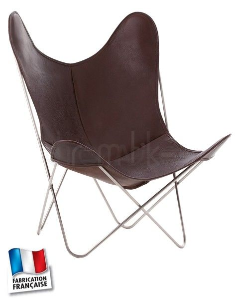Chaise design fabrication francaise