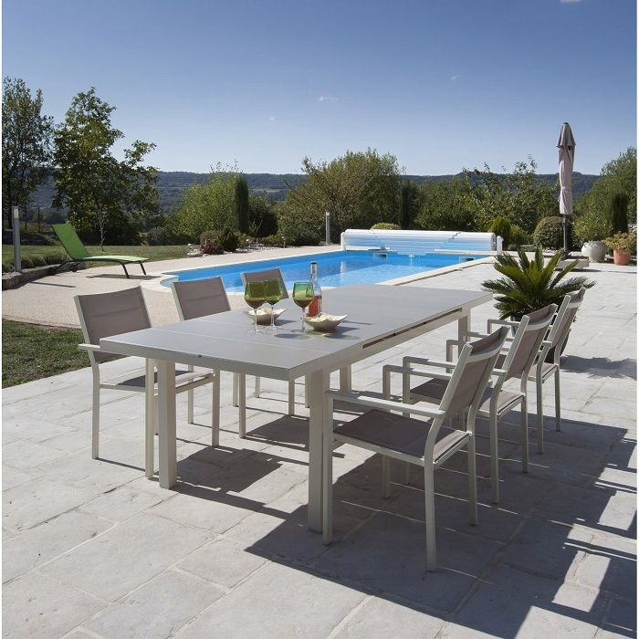 Salon De Jardin Malaga Aluminium Taupe Salon De Jardin Leroy Merlin Bon Shopping Com Mobilier Jardin Housse Salon De Jardin Table A Manger Salon