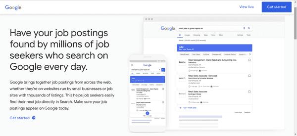 كيف تستخدم جوجل وظائف للعمل من المنزل بعد التحديث الجديد قامت شركه جوجل بتحديث خاصيه البحث عن العمل عبر محرك البحث الخاص بها وتركز Job Posting Job Seeker Job