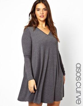 ASOS | Tienda de Ropa Online | Últimas tendencias en moda. Ropa Para Mujeres  GorditasVestido ...