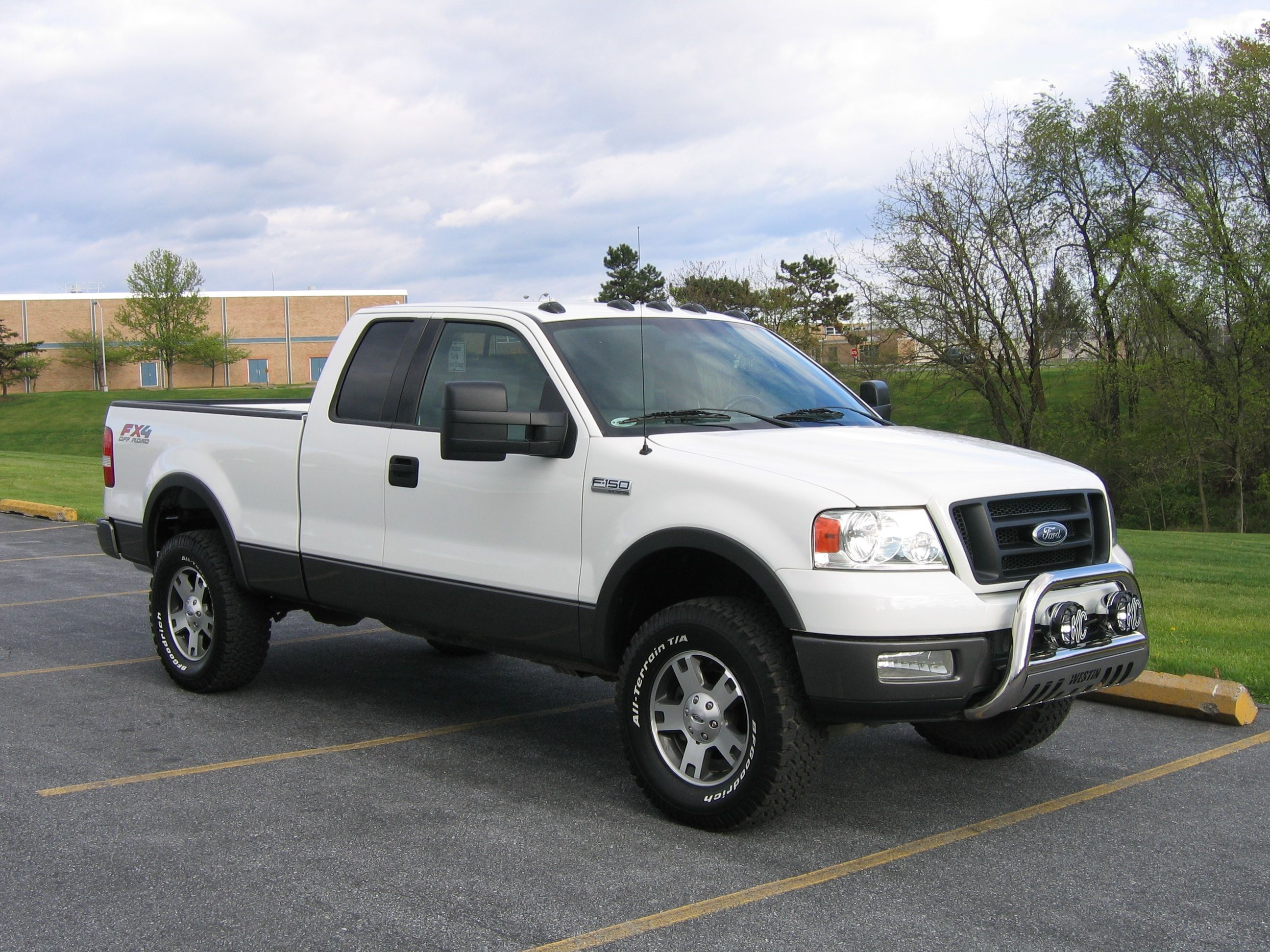 1sheltie 2004 Ford F150 Super Cab 14411546 2004 ford
