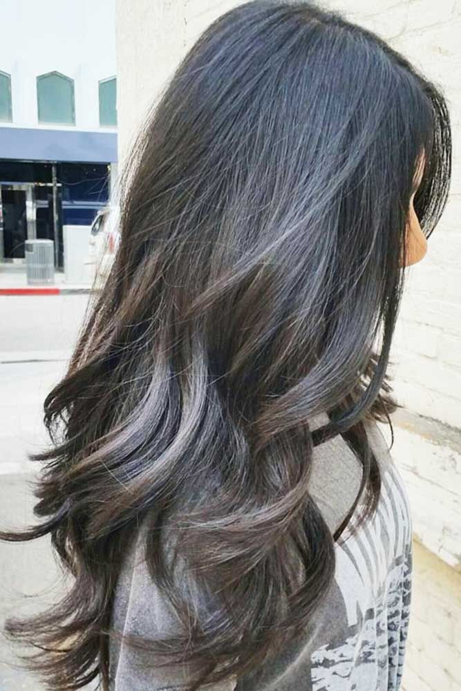 Styles For Long Layered Hair To Give Your Locks Extra Bounce ★ See more: http://lovehairstyles.com/styles-long-layered-hair/