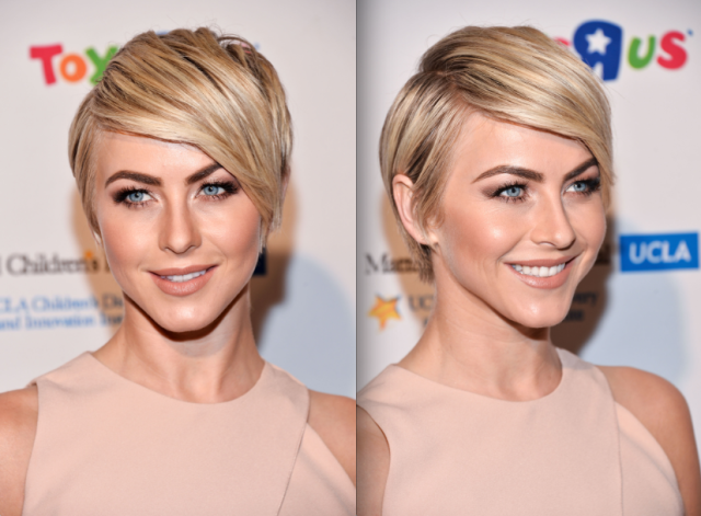 16 Short and Flattering Cuts for a Round Face   Haircuts ... - photo #5